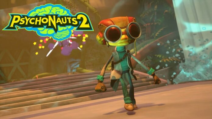 Psychonauts 2 Questionable Area Collectables