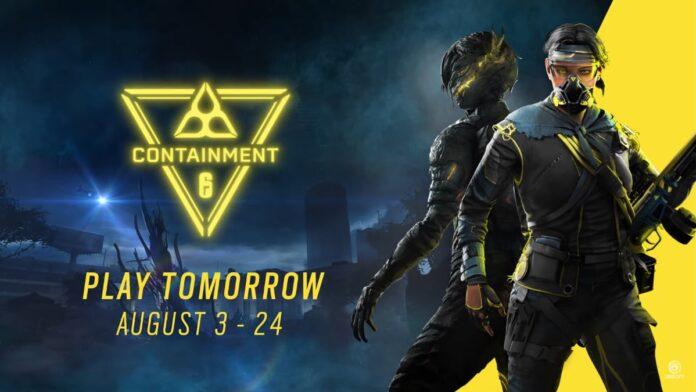 siege containment seasonal event