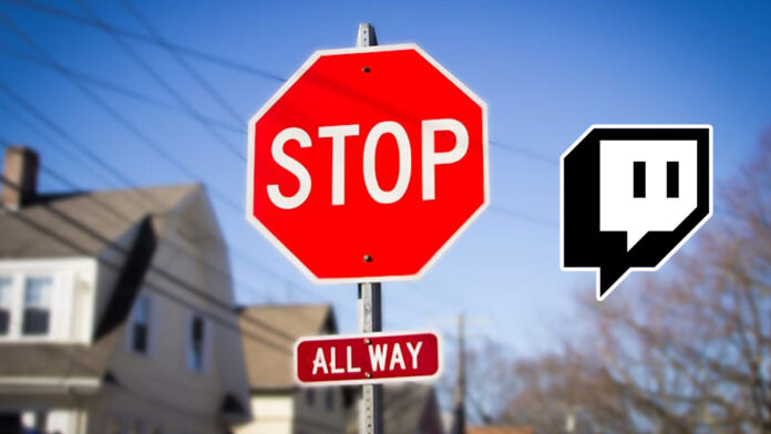 Stop Sign Cam Twitch Stream