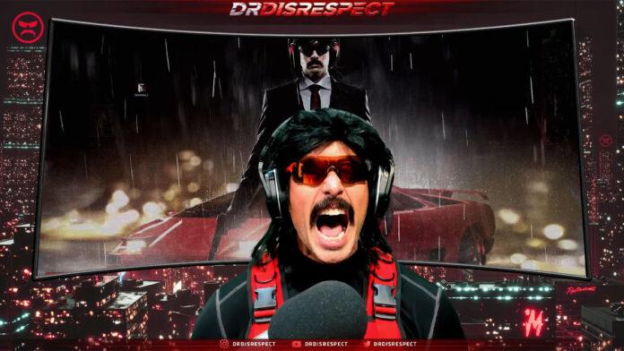 Streamer Dr Disrespect
