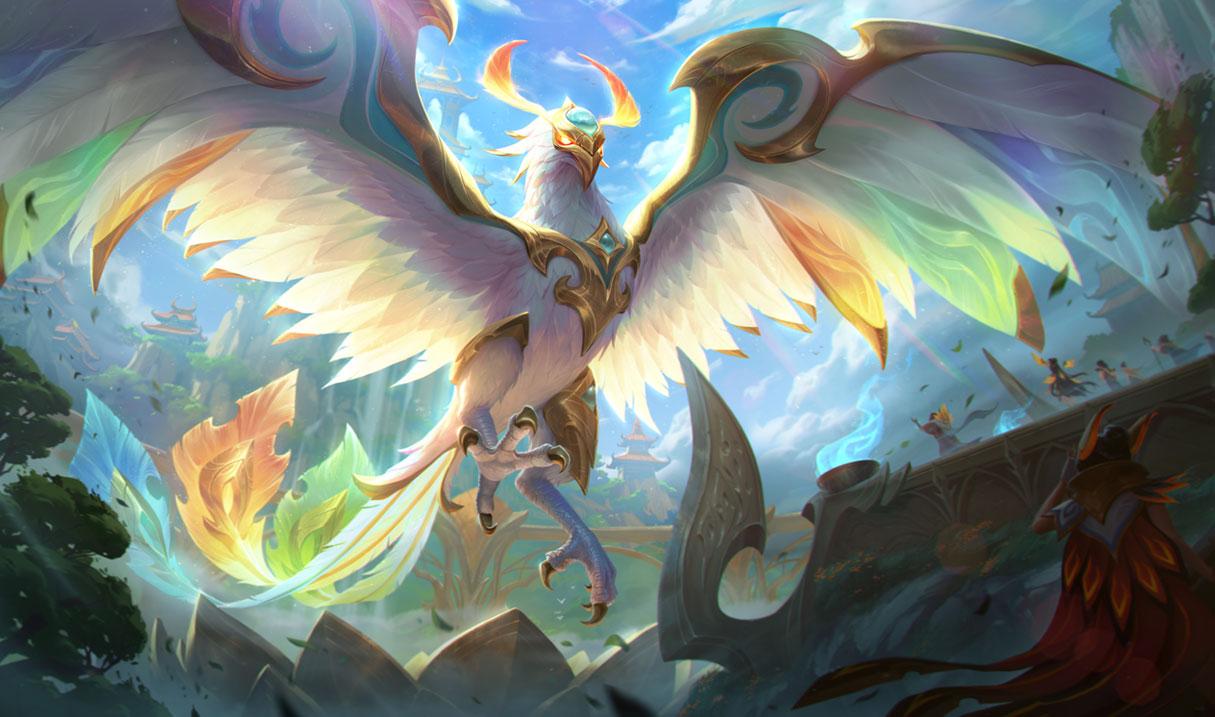Divine Phoenix Anivia