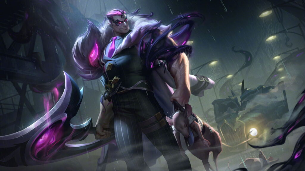 Crime City Nightmare Darius