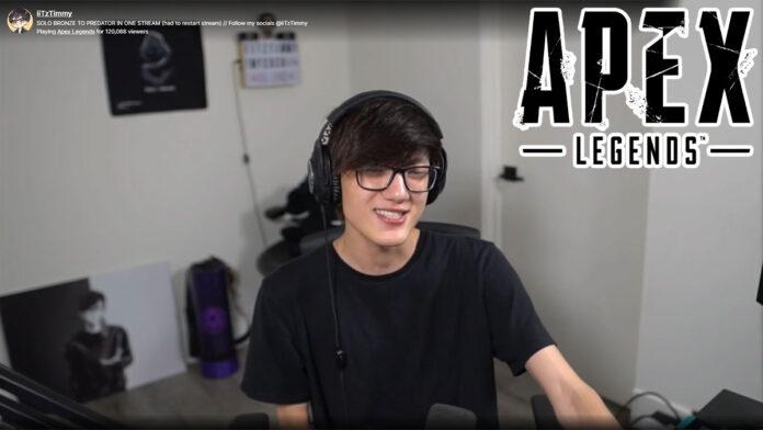 Apex Legends Streamer iiTzTimmy
