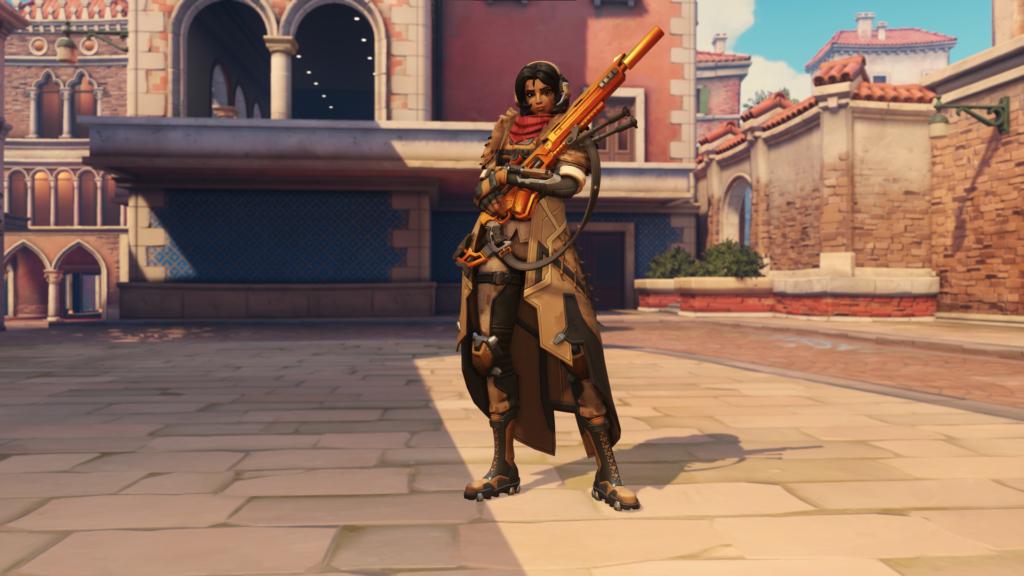 Sniper Ana