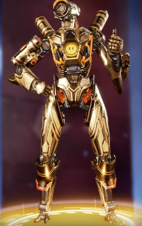 Pathfinder Bot of Gold Skin(Requires Quicksilver)