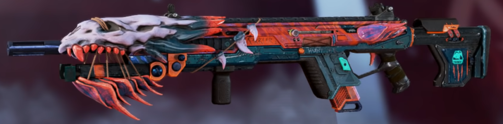Longbow's The Trailblazer Skin(Requires Big Game Hunter)
