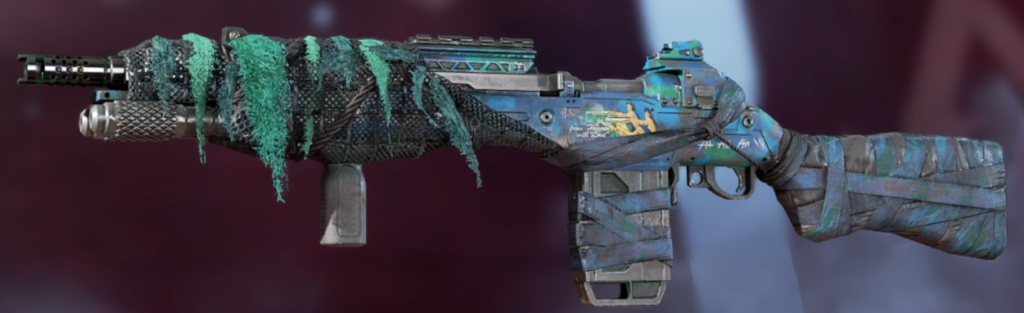 G7 Scout In the Mist Skin(Requires The Prey Stalker)
