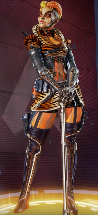 New Loba Skin(Requires Purple Reign)