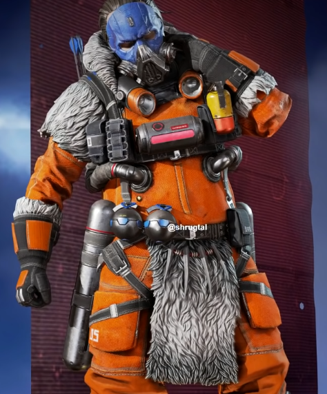 New Caustic Skin(Requires Blackheart)