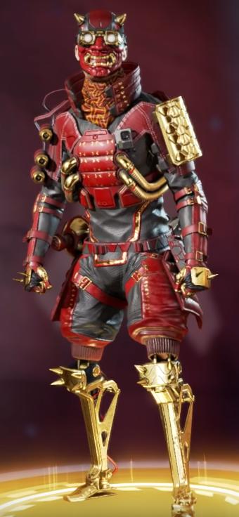 Octane Red Shift Skin Recolor(Requires El Diablo)