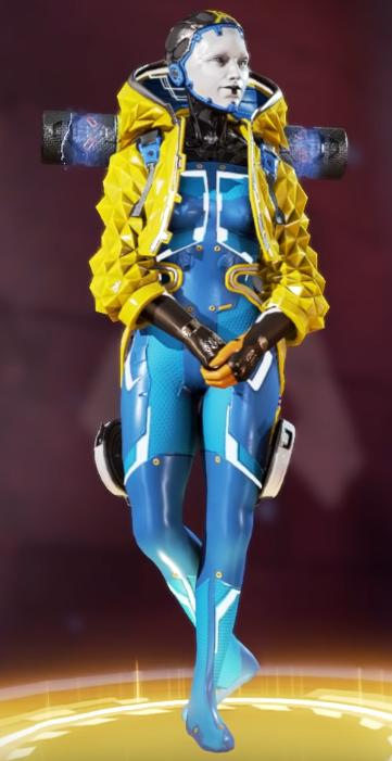 Wattson Bionic Wonder Skin(Requires Cyber Security)