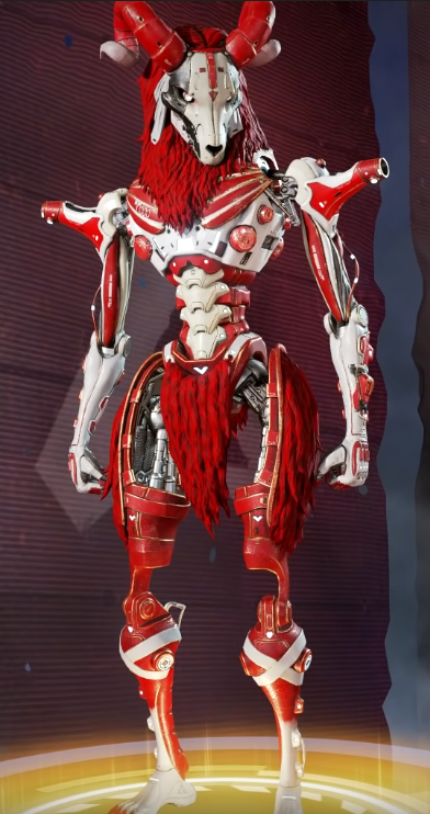 Revenant New Skin Recolor(Requires Unholy Beast)