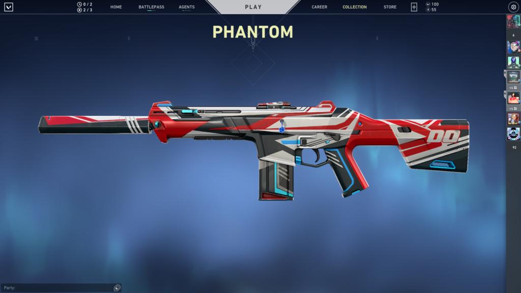 Rush Phantom
