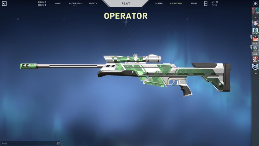 Convex Operator