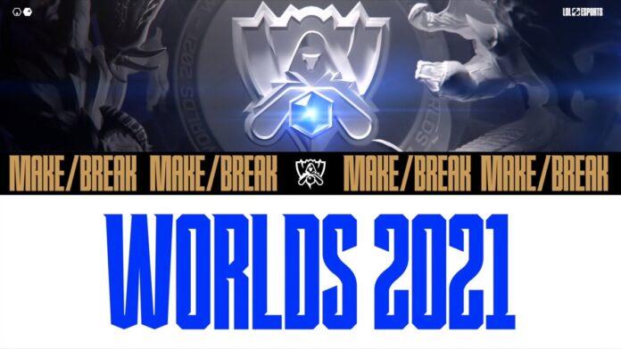 Worlds 2021 Europe