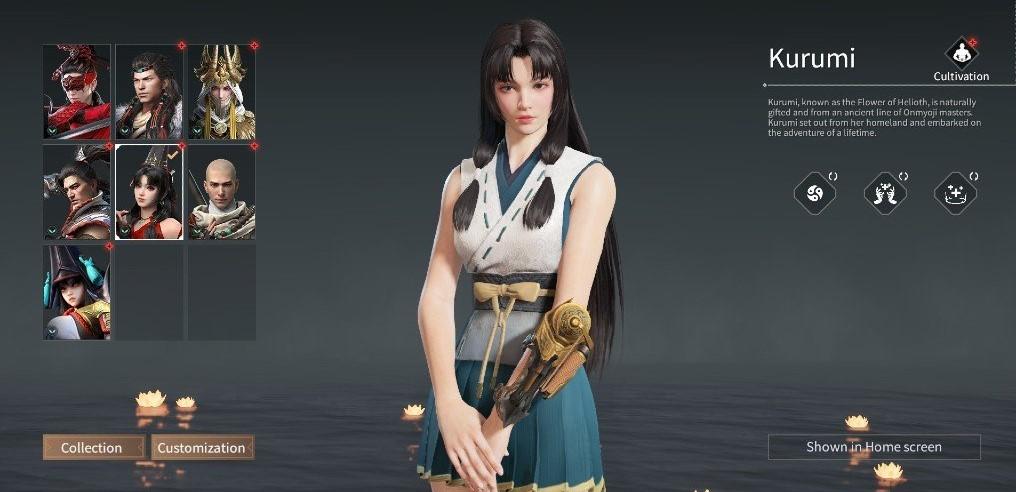 Best characters Naraka Bladepoint