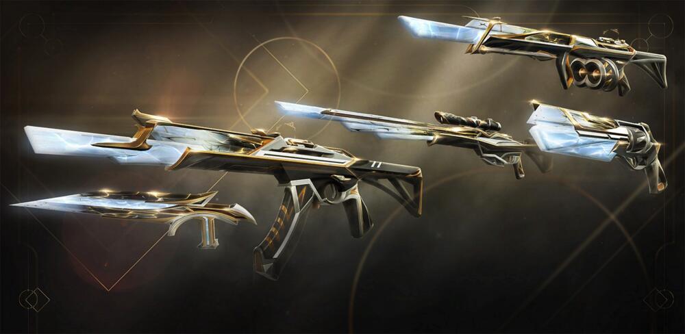 Sentinels of Light