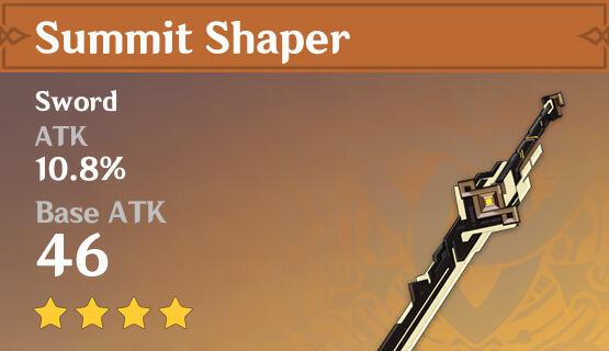 Summit Shaper