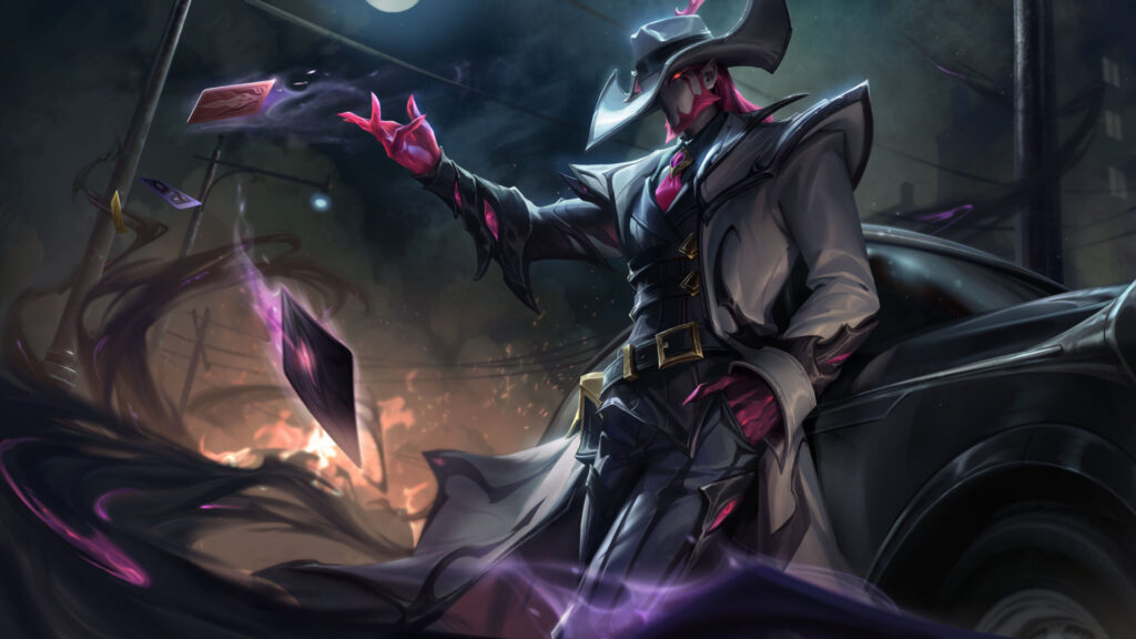 Crime City Nightmare Twisted Fate