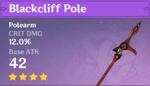 Blackcliff Pole