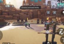 Apex mobile infinite ammo