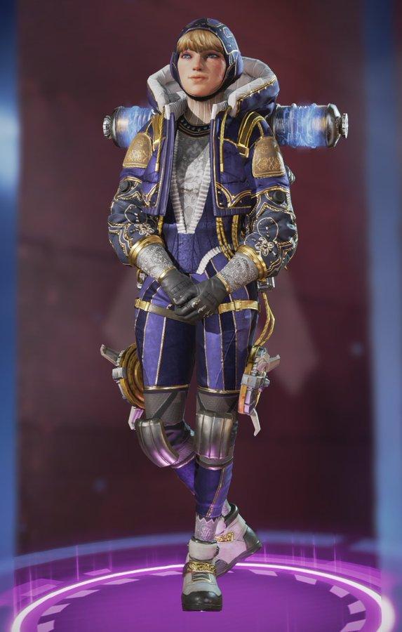 "Prime Gaming Wattson: ""Electric Royalty"""
