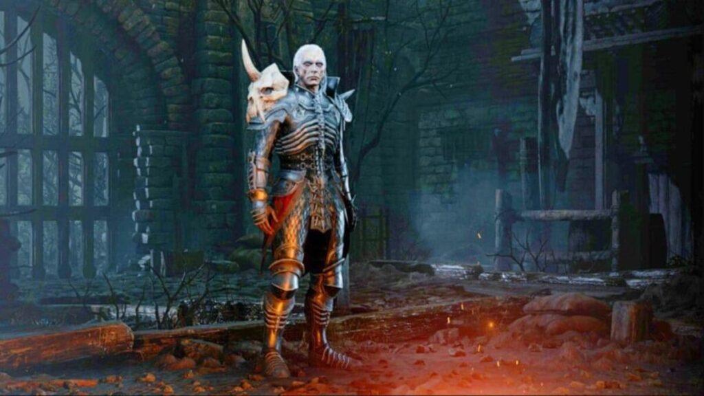 Necromancer Diablo 2
