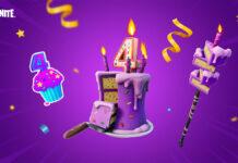 Fortnite 4th Birthday