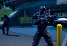 Fortnite Season 8 IO guards