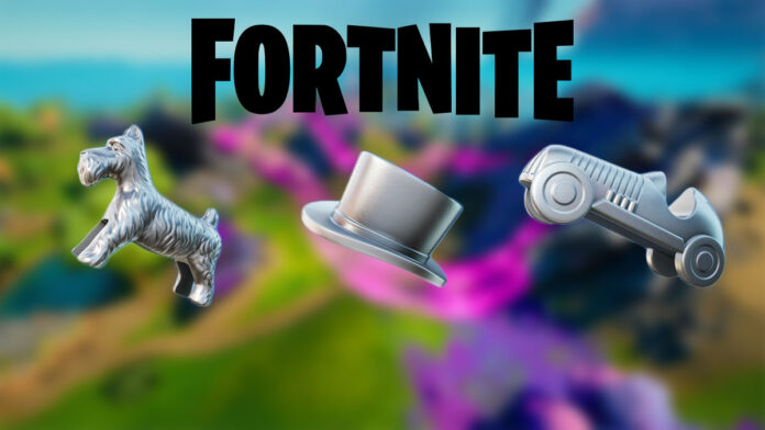 Fortnite x Monopoly Collaboration