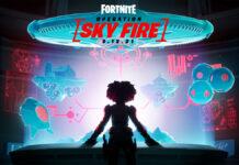 Fortnite Operation Skyfire Promo image