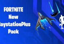 Fortnite Playstation Plus Celebration Pack