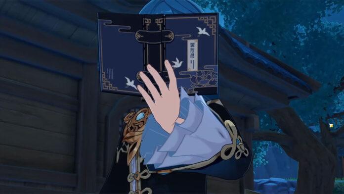 Genshin Impact Character Xinqiu