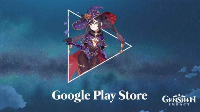 Genshin Impact PlayStore review
