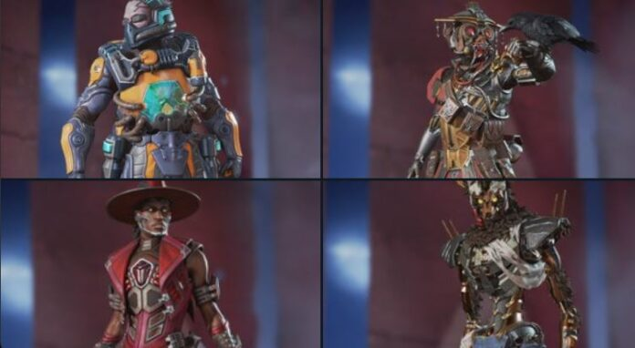 Monsters Within Event Skins