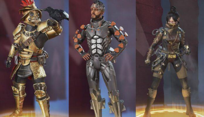 Apex Legends rarest skins