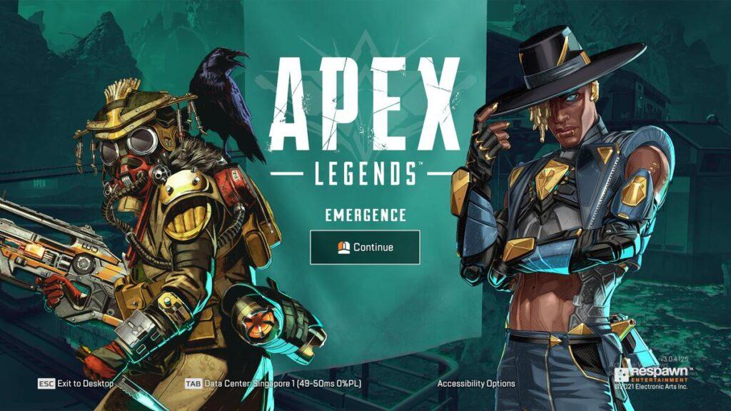Apex change servers