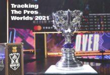 Tracking Pros Worlds 2021