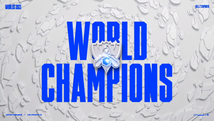 Worlds 2021 Draw Show Results