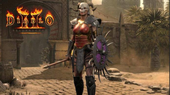 Best Amazon Builds in Diablo 2: Resurrected