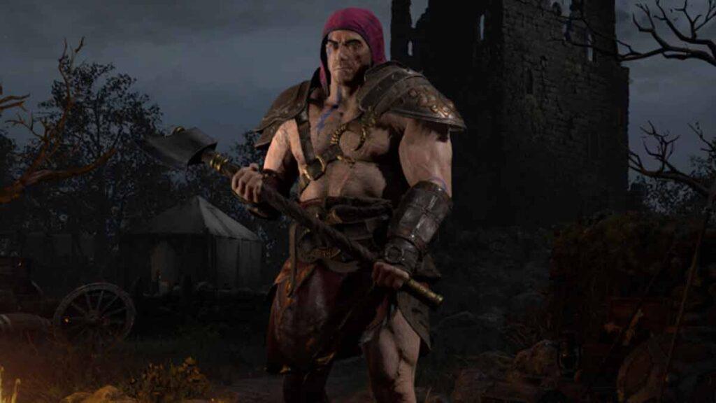 Barbarian Diablo 2