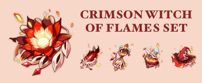 Crimson Witch of Flames