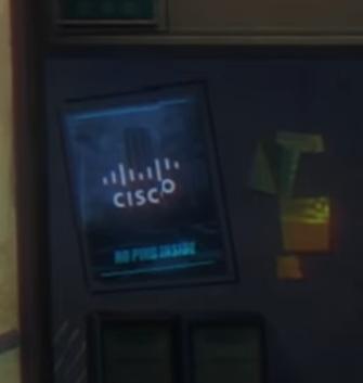 Cisco Poster