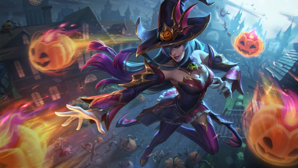 Bewitching Syndra