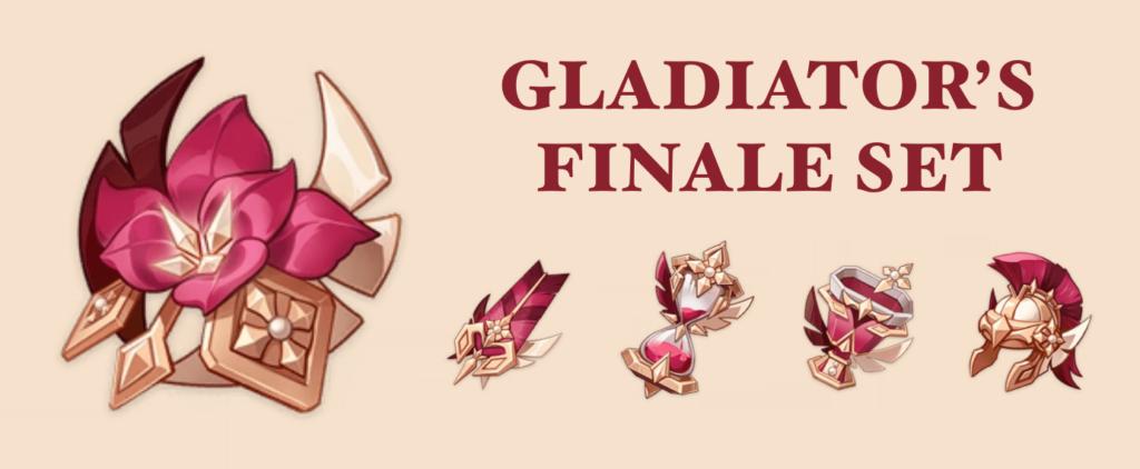 Gladiator's Finale