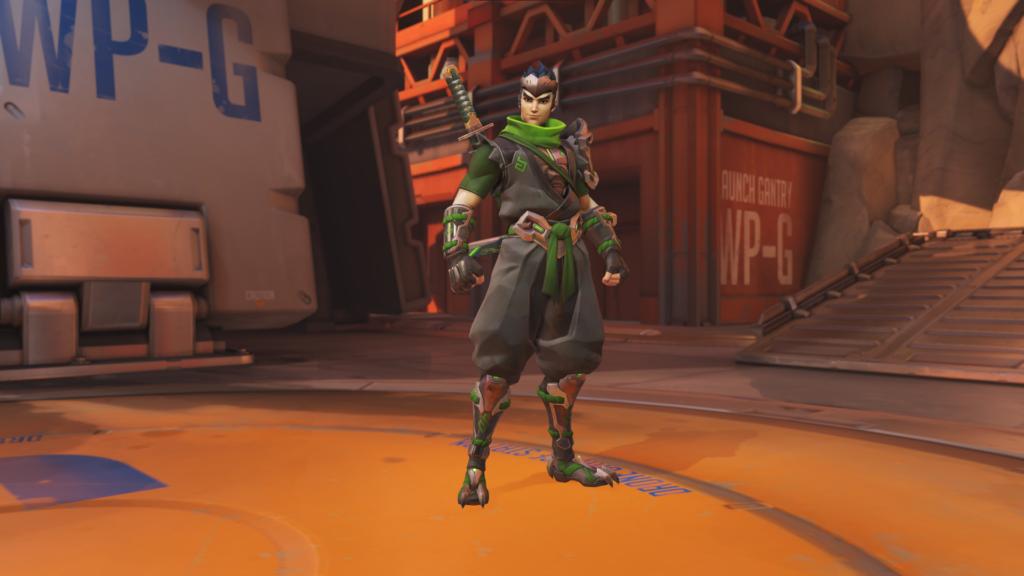 Sparrow Genji