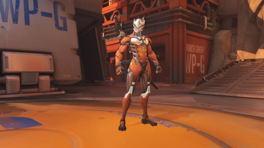 Cinnabar Genji