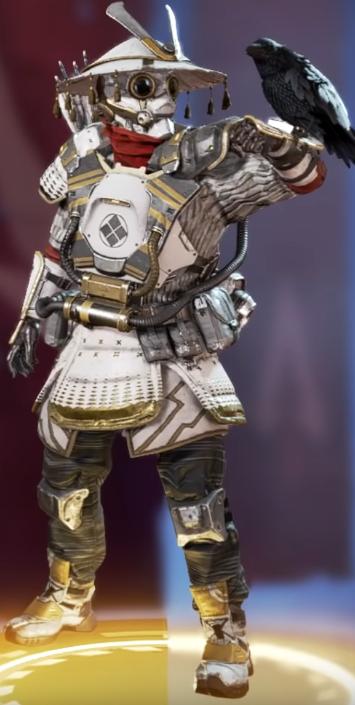 BloodHound's Great Winter Skin(Requires Imperial Warrior)