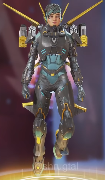 Valkyrie New Recolor(Requires Titan Tested)