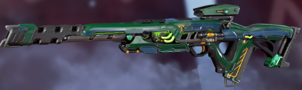 Triple Take's The Body Snatcher Skin(Requires The Invader)
